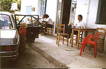Spiros Taxi Paleochora
